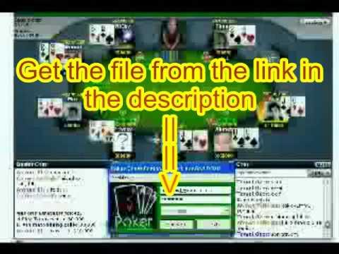 Texas holdem poker cheat software