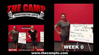 South Fort Worth TX Weight Loss Fitness 6 Week Challenge Results - Librada R.