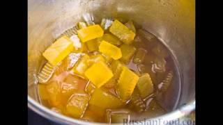 Варенье из арбузных корок, рецепт
