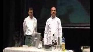 Cucina Molecolare: il gelato con l