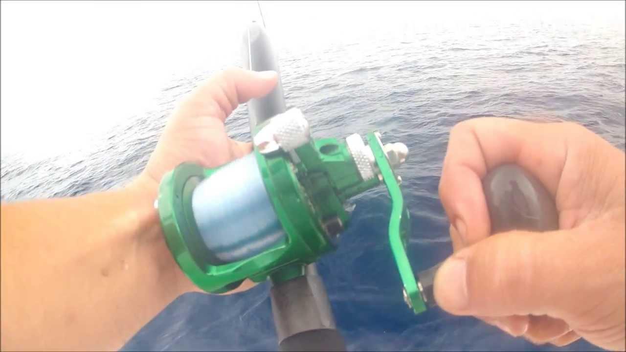 Avet SX Shimano Trevala Bluefin Tuna Fishing San Diego Ca  July 2013