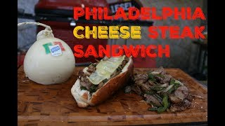 Philadelphia Cheese Steak Sandwich - Philly Cheese Steak Sandwich