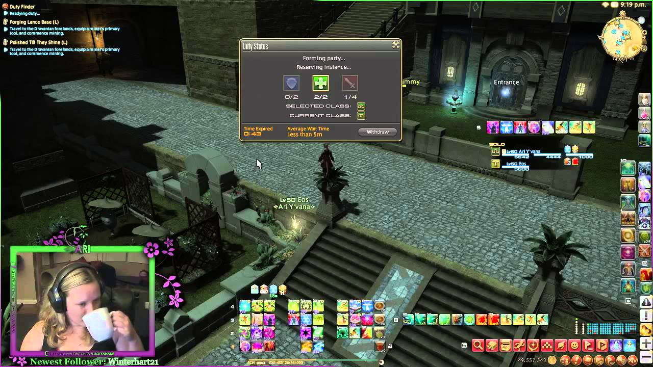 Ffxiv why does roulette take longer than all the dungeons restaurant du casino de baden baden
