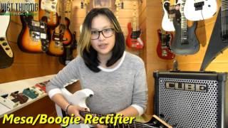 Review Roland CUBE 10 GX Việt Thương