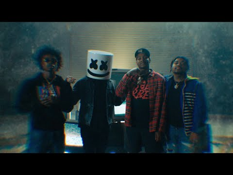 Marshmello x SOB X RBE - Don't Save Me (Official Music Video)