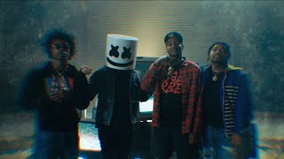 marshmello x sob x rbe dont save me official music video