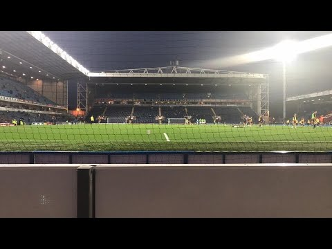 Blackburn Rovers Vs Rotherham United - Match Day Experience