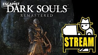 Yahtzee and Jack Packard Play Dark Souls | Post-ZP Stream