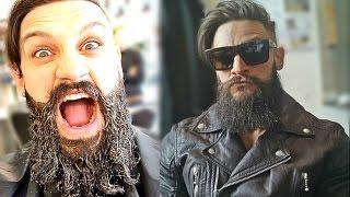 MAN BUN MEETS VIKING BEARD | HOW TO GROW HAIR & BEARD | STYLING LexFitness