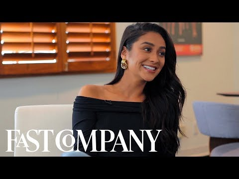 Shay Mitchell Is Making More Than Just Travel Porn | Passion Project