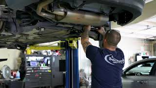 Benchmark Auto Sales Service Department | Asheville Car Repair