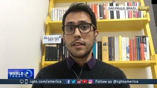 Gustavo Ribeiro on Amazon fires