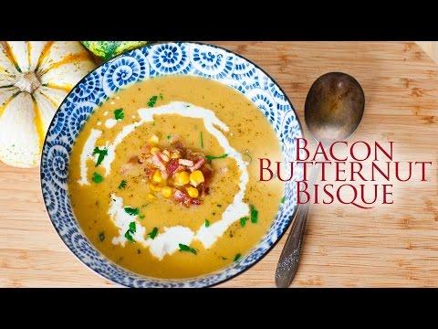 Bacon Butternut Bisque