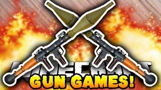 Minecraft HUNGER GAMES WITH GUNS! #1 - w/Preston, Jerome & Choco