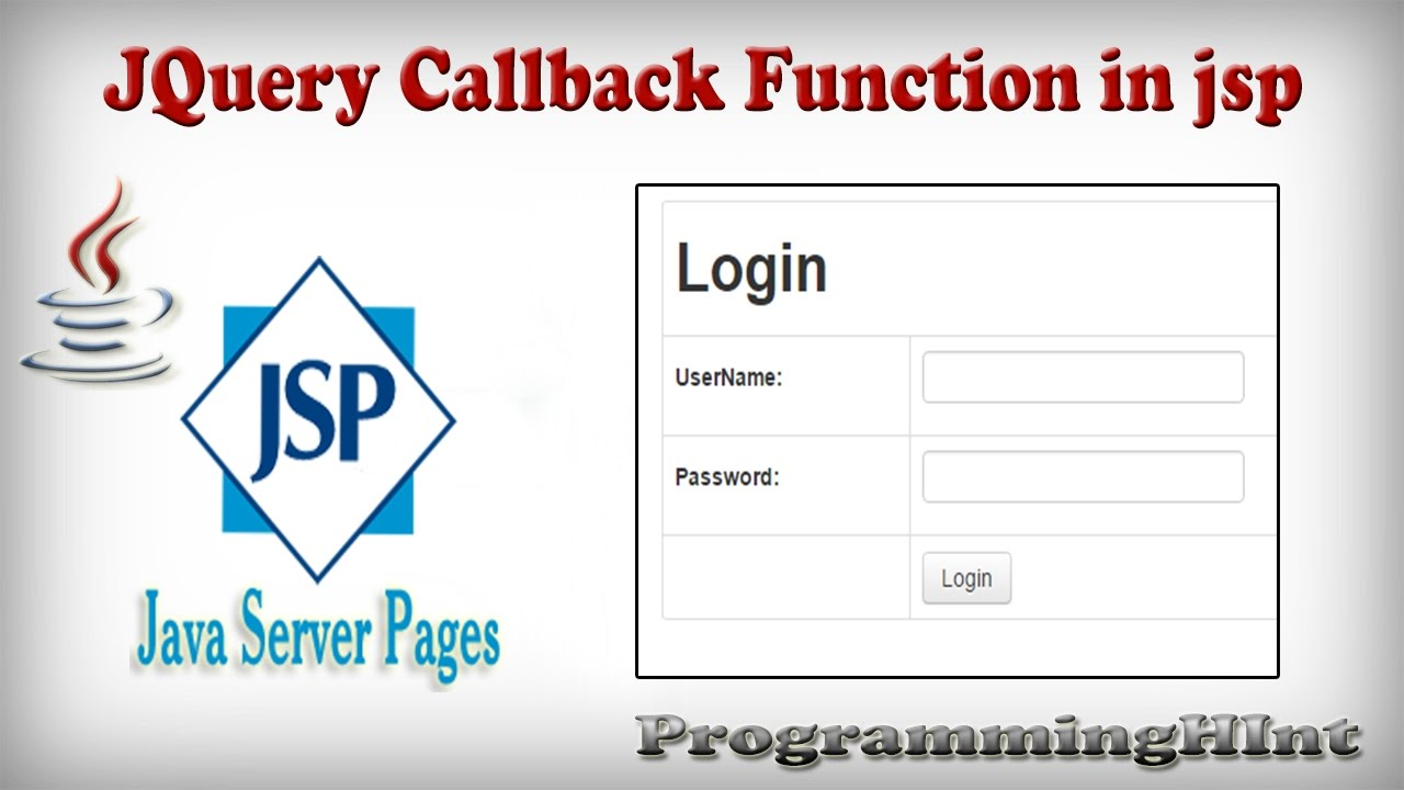 Java server tutorial gallery any tutorial examples java callback tutorial image collections any tutorial examples jquery callbacks tutorial images any tutorial examples jquery baditri Image collections