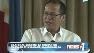 News@1: Bilateral meeting sa pagitan ng Pilipinas at Myanmar, inaasahan sa World Economic Forum