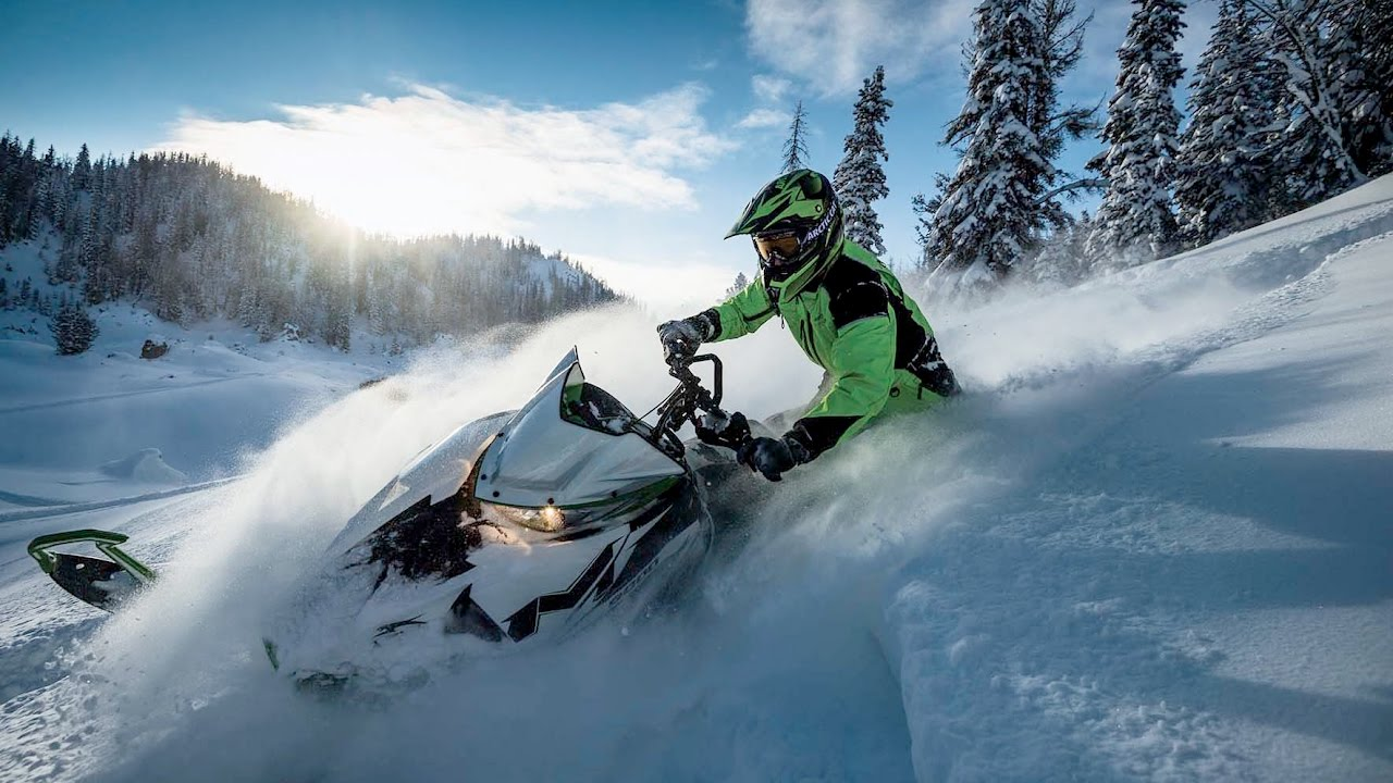 Arctic Cat 2018 Mountain Snowmobiles