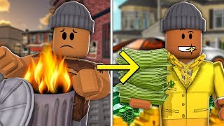Going from POOR to RICH in Roblox! ($1,000,000,000)