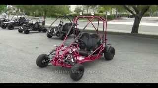 Kandi 110cc Fm5 Kids Mini Go Kart  Ka-kd-49fm5-e