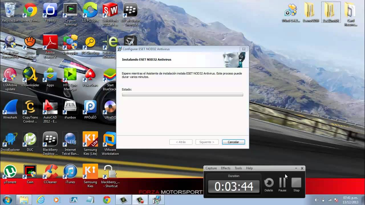 eset nod32 antivirus 7 free download for windows 7 64 bit