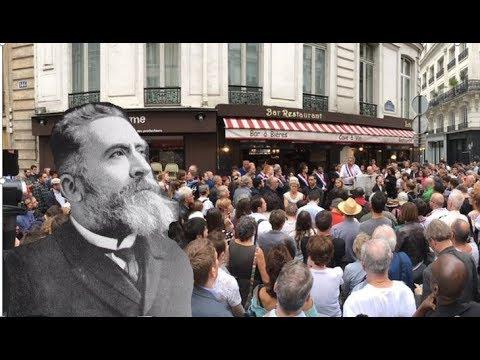 La France Insoumise rend hommage à Jean Jaurès - Discours d'Alexis Corbière 31/07