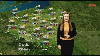 Prognoza pogody 30.01.2019