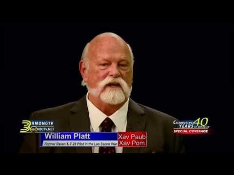 XAV PAUB XAV POM: A conversation with former Raven & T-28 pilot William Platt.