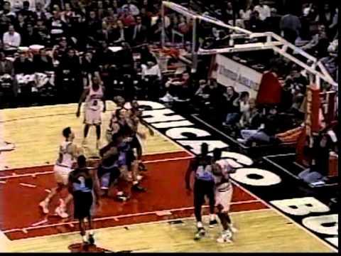 95/96 Chicago Bulls vs Cleveland Cavaliers (15.11.1995.)