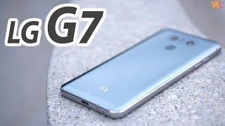 LG G7 Introduction, Launch Date, Price, Features, Camera, Specification, Release Date - LG G7 2018
