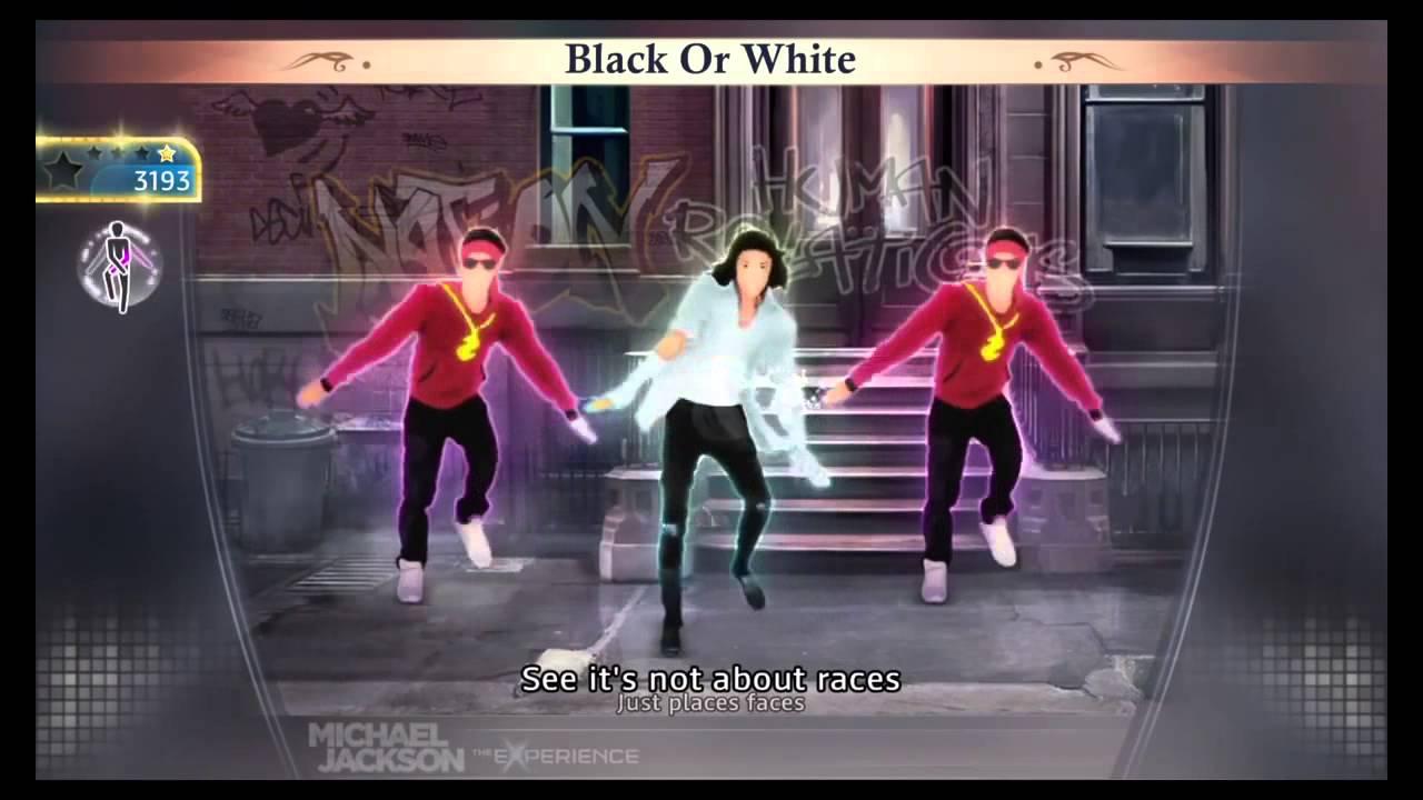 dirceu jackson dançando black or white the experience michael
