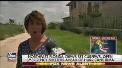 Northeast Fla. curfews issued, shelters open ahead of Irma
