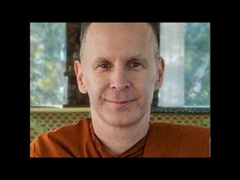 Ajahn Anando - Substitution of Thought - Dealing With Self | Buddhism