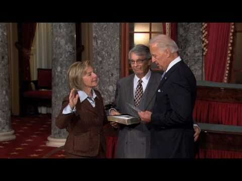 Senator Boxer Sworn in for Fourth Term