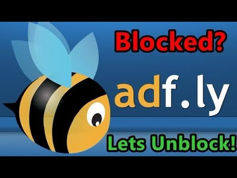 How to Open Adf.ly Links in India & Other Blocked Countries | Hindi