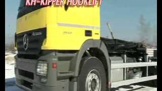 KH-KIPPER │Zabudowy Wywrotki Przyczepy Naczepy Urządzenia hakowe