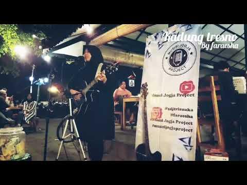 KADUNG TRESNO BY FARAESHA ! Lagu Ciptaan Pengamen Ini Galau Bangetttt !!! | Pendopo Lawas Jogja