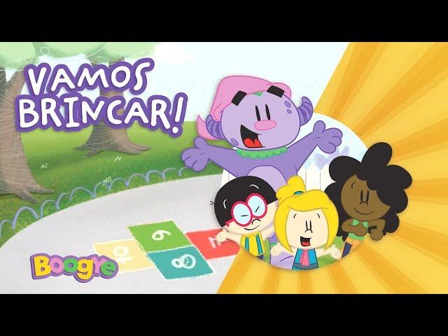 Boogye no Parquinho - Vamos Brincar - Clipe Infantil Oficial