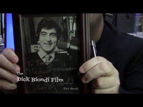 The Dick Biondi Film: Tony Lossano Post Card