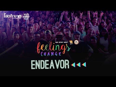 NUD Sport Night Feelings Change - วง Endeavor (สาธิต มน. 2558)