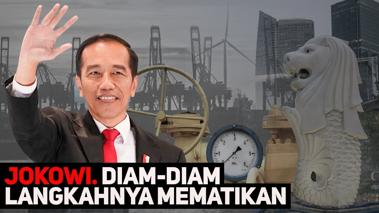 Download DIREMEHKAN! BUKTI NASIB SINGAPURA DITANGAN RI HINGGA TERANCAM GELAP GULITA?