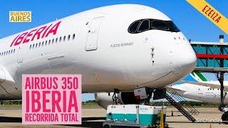 Airbus 350 Iberia en detalle