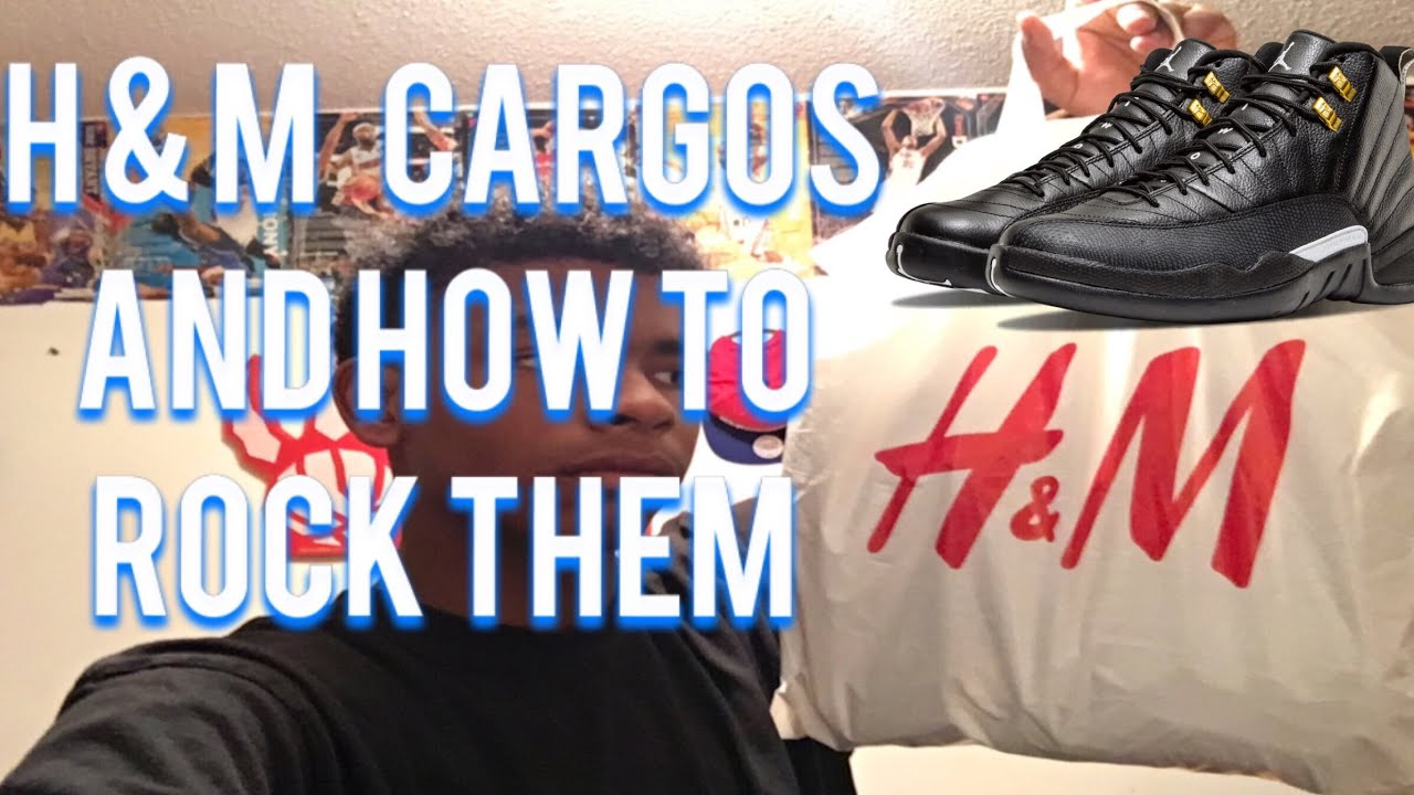 timeless design d49be aa71d H&M CARGOS REVIEW//HOW TO ROCK THEM!