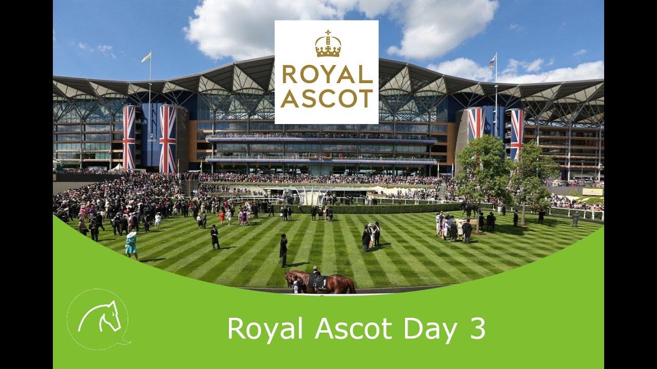 Royal Ascot Day 3 Tips