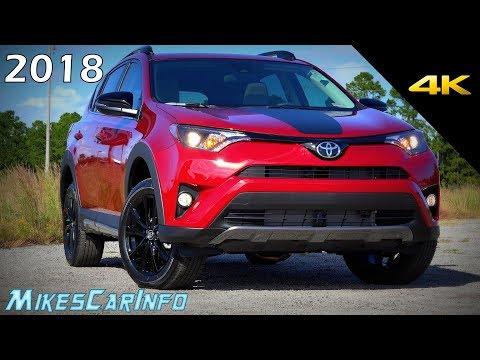 2018 Toyota RAV4 Adventure - Ultimate In-Depth Look in 4K