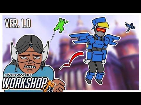 [Workshop] Pharah bot aim training - ver.1.0