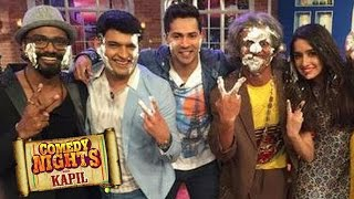 Comedy Nights with Kapil | Varun Dhawan, Shraddha Kapoor promote ABCD 2| 31st May 2015 Episode