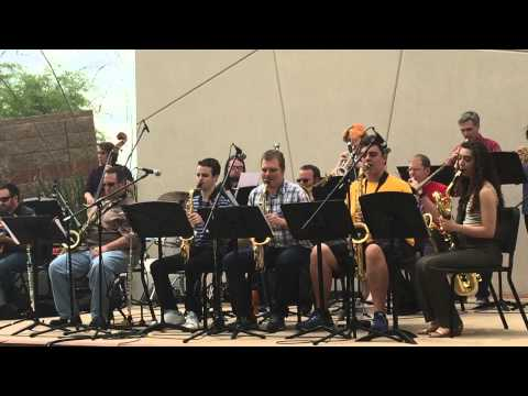 Paradise Valley Community College Tuesday Night Big Band