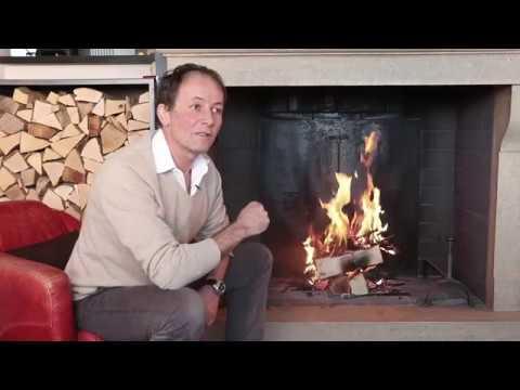 "Allumer un feu avec la méthode ""à l'envers"""