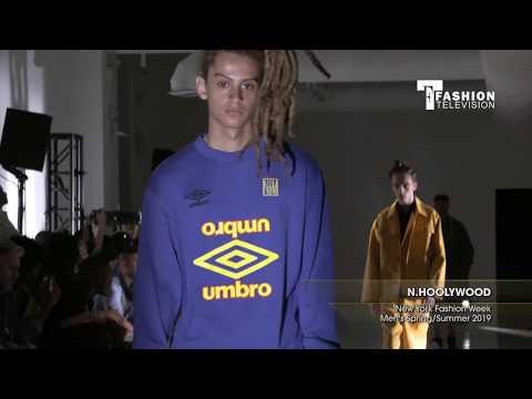 N.HOOLYWOOD New York Fashion Week Men's Spring/Summer 2019