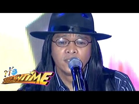 It's Showtime Kalokalike Face 2 Level Up: Freddie Aguilar